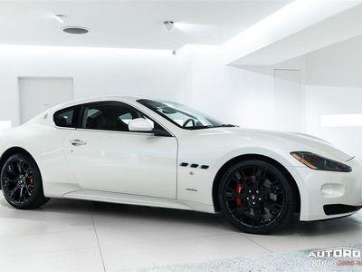 begagnad Maserati Granturismo 4.7 S Automat