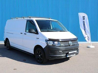 begagnad VW Transporter TDI 140 4M Lång Värmar