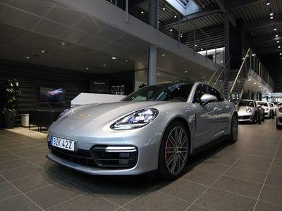 begagnad Porsche Panamera GTS 460 HK