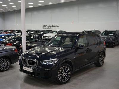 begagnad BMW X5 30d xDrive M-Sport Innovation Värmare Luftfjädring