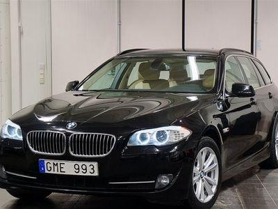 gebraucht BMW 520 dA TOURING COMFORT / SVENSKSÅLD