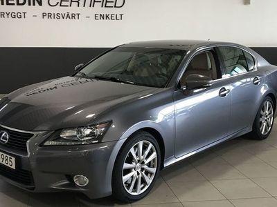 begagnad Lexus GS300h HYBRID 181HK