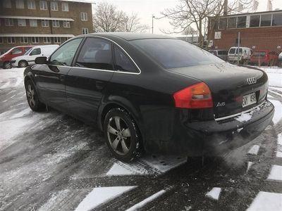 begagnad Audi A6 3,0