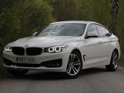 begagnad BMW 320 Gran Turismo d xDrive xDriveGT Sport line Euro 6 190hk