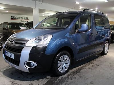 begagnad Citroën Berlingo Family III 1.6 HDI (110hk)