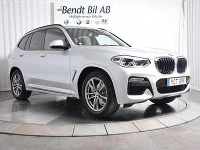 gebraucht BMW X3 xDrive20i / M-Sport / Adaptiva LED