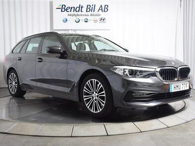 begagnad BMW 520 d Touring Sport line Euro 6 190hk