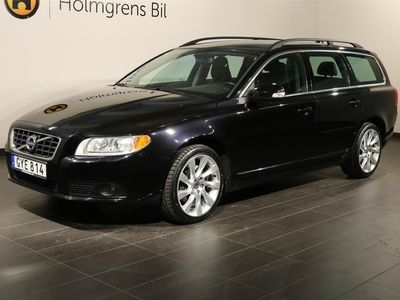 begagnad Volvo V70 D5 Aut AWD Geartronic