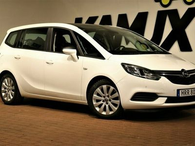 begagnad Opel Zafira Tourer 1.4 Turbo | 7-sits | Nav | Hemleverans | 140 hk