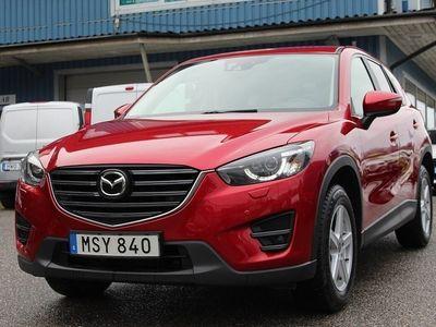 begagnad Mazda CX-5 2.5 AWD Optimum Drag GPS Bose Läde