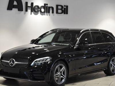 brugt Mercedes C220 220 d // Demobil // AMG-Line // Dragkrok // Backkamera