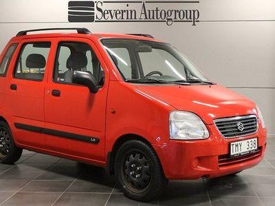 begagnad Suzuki Wagon R+ 1.3 Manuell 2002, Personbil 19 900 kr