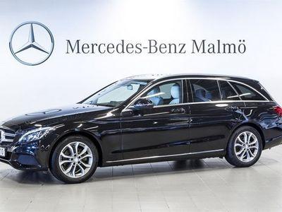 begagnad Mercedes C220 D Kombi Aut Avantgarde Drag