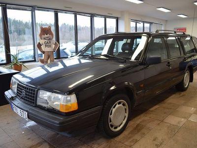 begagnad Volvo 945 2.3 Aut 116hk Dragkrok Besiktad Ac