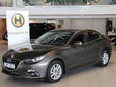 begagnad Mazda 3 2.2 DE Sedan (150hk) -14 -14