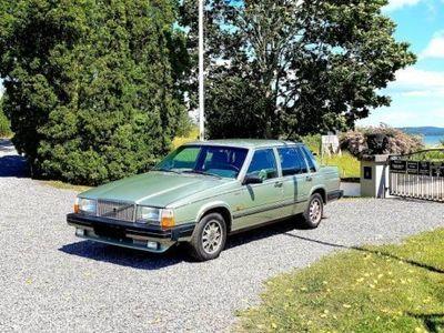 brugt Volvo 760 GLE - Raritet i t skick -83