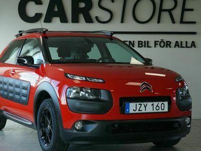 begagnad Citroën C4 Cactus 1.2 PureTech EGS, 82hk