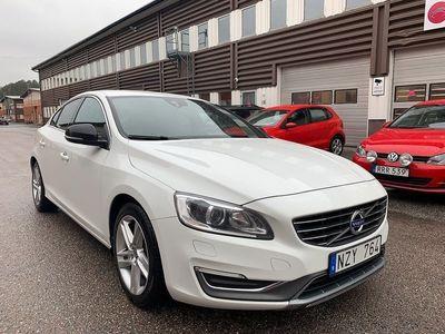 begagnad Volvo S60 D5 215hk AWD AUT Momentum VOC