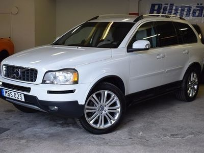 begagnad Volvo XC90 D3 Geartronic Momentum 7-sits Värmare 163hk