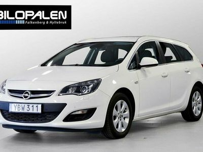 begagnad Opel Astra Sports Tourer Drive 1.4