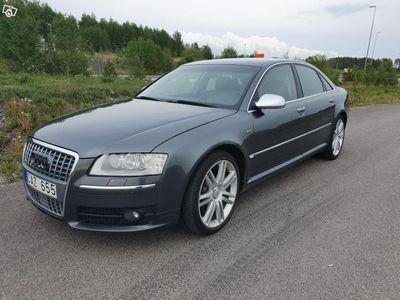 used Audi S8 5.2 Quattro V10 470HK -07