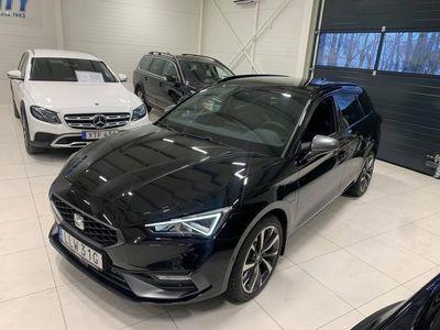 begagnad Seat Leon e-Hybrid ST DSG 204hk