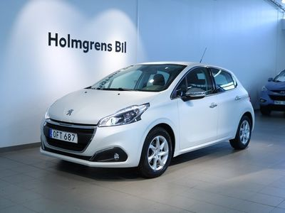 begagnad Peugeot 208 ACTIVE PTech 82 Spring Ed