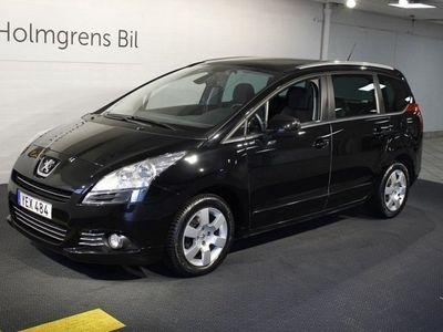 begagnad Peugeot 5008 1,6 HDI, 7 Sits, Drag, Ny servad,Panoramaglastak 1 ägare