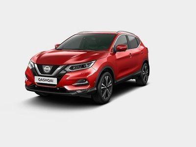brugt Nissan Qashqai PRIVATLEASING AUTOMAT FÖR 3299KR/MÅN