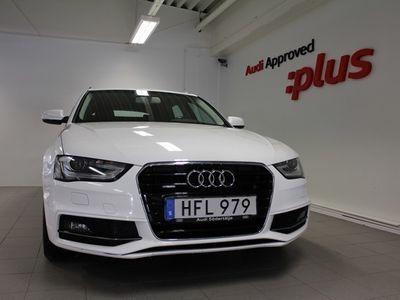 usata Audi A4 Avant 2.0 TDI 150 HK EU6 Q