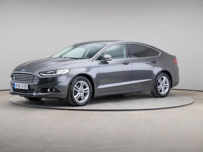 begagnad Ford Mondeo TDCi 180 Business Mps 5-d