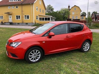 "begagnad Seat Ibiza 1.0 EcoTSI Euro 6 95hk""lågmil""EV AVBET 702KR/MÅN"