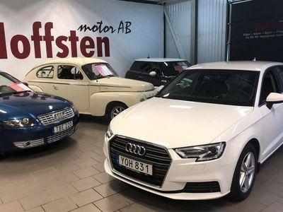 begagnad Audi A3 Sportback 1.5 TFSI Proline Euro 6 150 2018, Halvkombi 174 900 kr