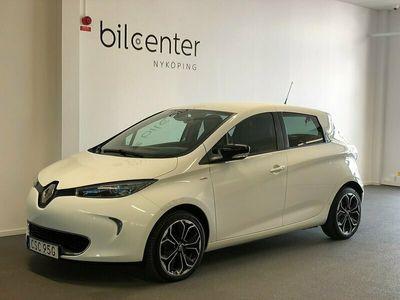 begagnad Renault Zoe R110 41 kWh ICONIC BOSE 109hk