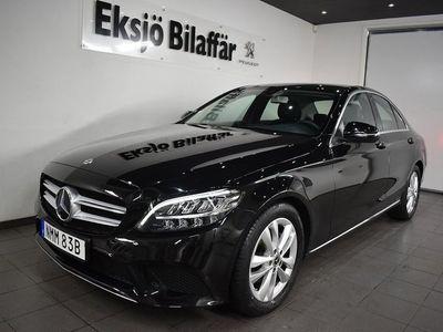 begagnad Mercedes C220 d 194hk 9G-Tronic *PDC,GPS,LED* Euro 6