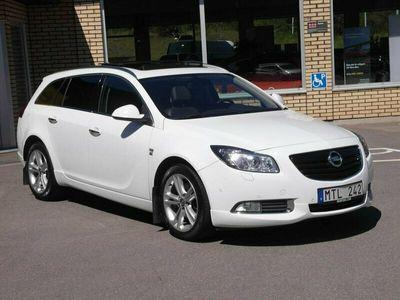 begagnad Opel Insignia Business ST 2.0 4x4 AT6 (160hk) !! Bör ses !!