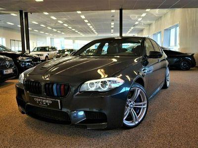 begagnad BMW M5 DCT 560hk