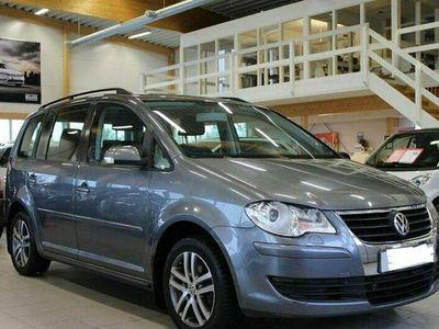 begagnad VW Touran TDI PB