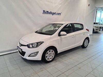 begagnad Hyundai i20 1,4