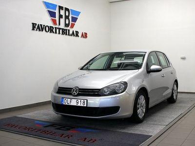 begagnad VW Golf 5-dörrar 1.6 TDI BlueMotion Comfort, Style 2010, Halvkombi 68 000 kr
