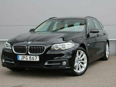 begagnad BMW 530 d xDrive 258hk Läder Drag Navi Sportstol