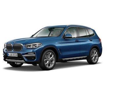 begagnad BMW X3 xDrive20d xLine Värmare HiFi Drag