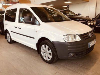 gebraucht VW Caddy Life 2.0 EcoFuel 7-sits 109hk