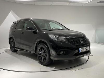 begagnad Honda CR-V Black Edition 2.0 i-VTEC 4WD 155hk Automat