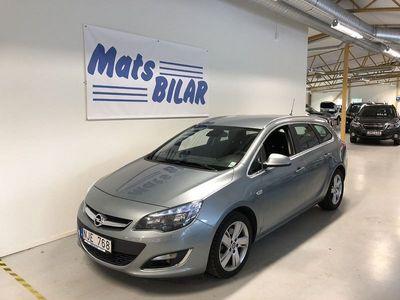 begagnad Opel Astra Sports Tourer 1,7 Cdti EcoFlex 110 Hk Manuell Kombi
