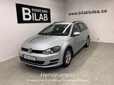 begagnad VW Golf Sportscombi 1.6 TDI BlueMotio