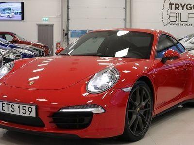 begagnad Porsche 911 Carrera 911 4S SportChrono Navi 2014, Personbil 869 000 kr