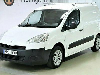 begagnad Peugeot Partner Skåpbil 1.6 HDi Egs Automat 92hk