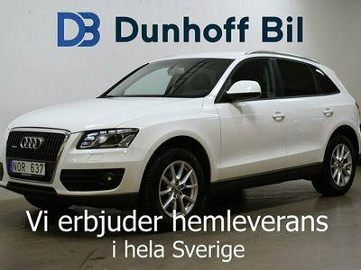 begagnad Audi Q5 2.0 TDI 143 Quattro Proline Sport 2010, SUV Pris 119 900 kr