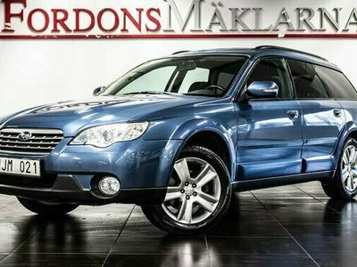 begagnad Subaru Outback 2.5 4WD AUT DRAGRACE 2007, Kombi Pris 49 900 kr